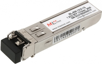 ML-MM-1310-1G Модуль многомодовый , 2 км, 1310нм, 1.25 Гб/с