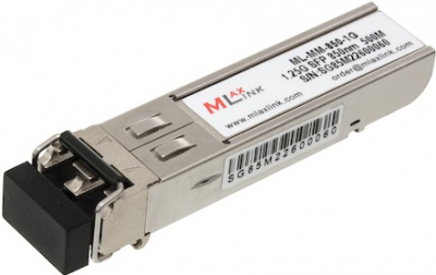 ML-MM-850-1G Модуль многомодовый , 550 м, 850нм, 1.25 Гб/с