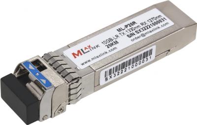 ML-P20R Модуль WDM, 20 км, 1330/1270нм, 10 Гб/с