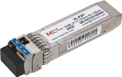 ML-P20T Модуль WDM, 20 км, 1270/1330нм, 10 Гб/с